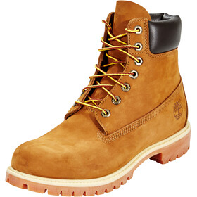 "Timberland Premium Sko 6"" Herrer, medium orange nubuck"